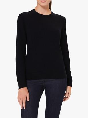 Hobbs Maria Round Neck Cashmere Sweater