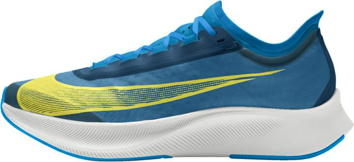 sports shoes 5e752 c764d Zoom Fly 3 Premium By You Custom Running Shoe
