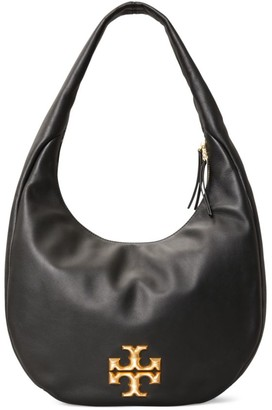 Tory Burch Kira Leather Hobo Bag