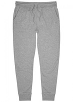 Boss Orange Grey Mélange Jersey Jogging Trousers
