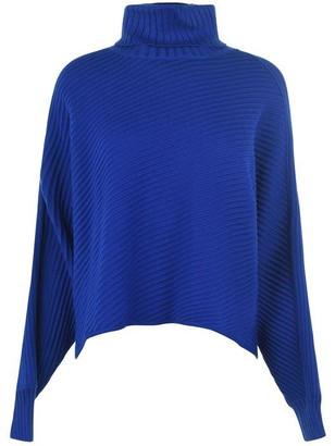 Crea Concept Crea Roll Knitted Jumper