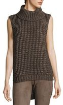 Max Mara Caio Knit Turtleneck Sweater