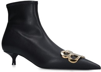 Balenciaga Bb Ankle Boots 40