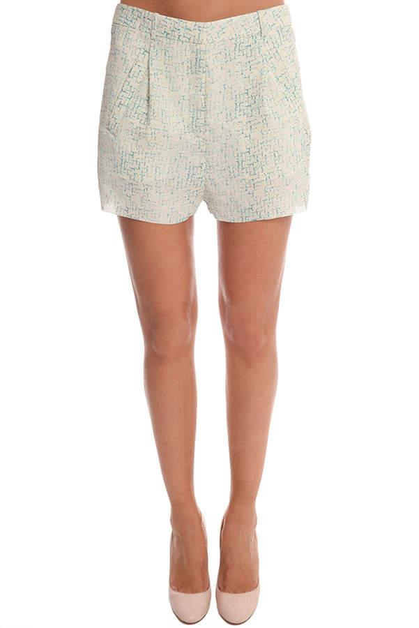Acne Studios Sensation Printed Shorts