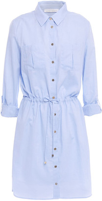 Heidi Klein Voile Mini Shirt Dress