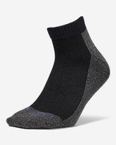 Eddie Bauer Men's Trail COOLMAX® Quarter Socks