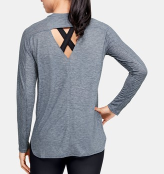 Under Armour Women's UA Breathe Long Sleeve