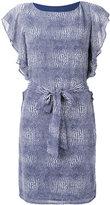 MICHAEL Michael Kors Zephyr reptile print dress - women - Polyester - XS
