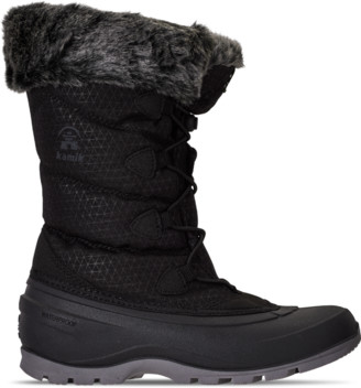 Kamik Women's Momentum2 Waterproof Winter Boots