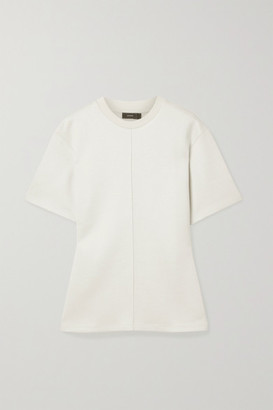 Joseph Stretch-jersey T-shirt - Off-white