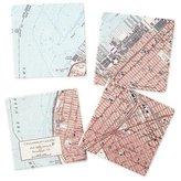 Custom Map Coaster Set