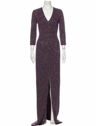 St. John 2019 Midi Length Dress