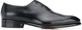 Doucal's Leather Oxford Shoes