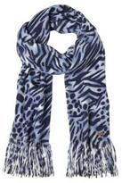 Nicole Miller Women's Animal Print Scarf