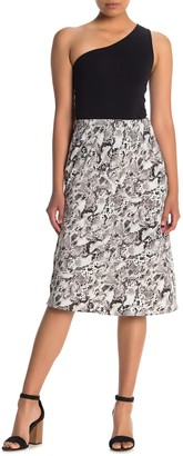 Sanctuary Bias Pull-On Midi Skirt (Regular & Petite)