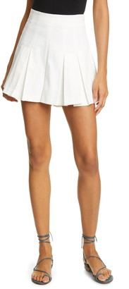 AMUR Apollo Pleated Shorts