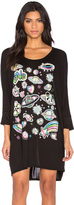 Lauren Moshi Milly Bright Space Dress