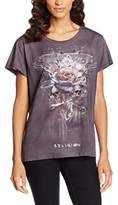 Religion Women's Rose Tee Short Sleeve T-Shirt
