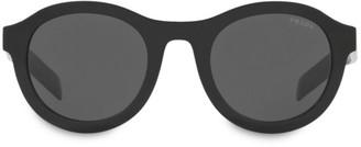 Prada Conceptual 49MM Round Sunglasses