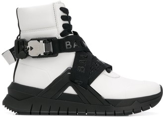 Balmain B Troop high-top sneakers