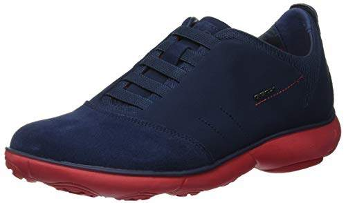 3429880f70 Geox Red Shoes For Men - ShopStyle UK
