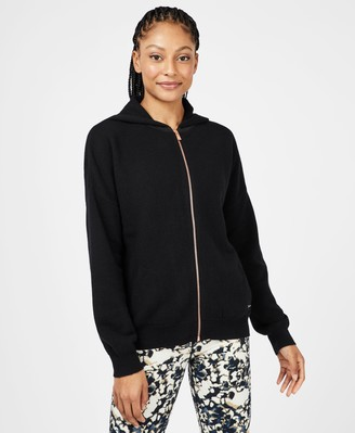 Sweaty Betty Fulham Cashmere Blend Hoodie