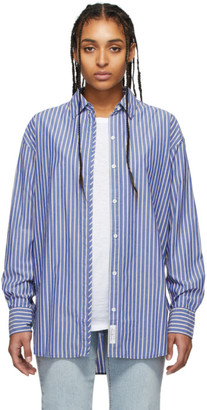 Rag & Bone Blue Alina Shirt