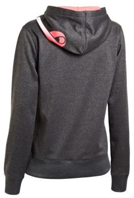 Under Armour Power In Pink She's A Fighter Hooded Sweatshirt