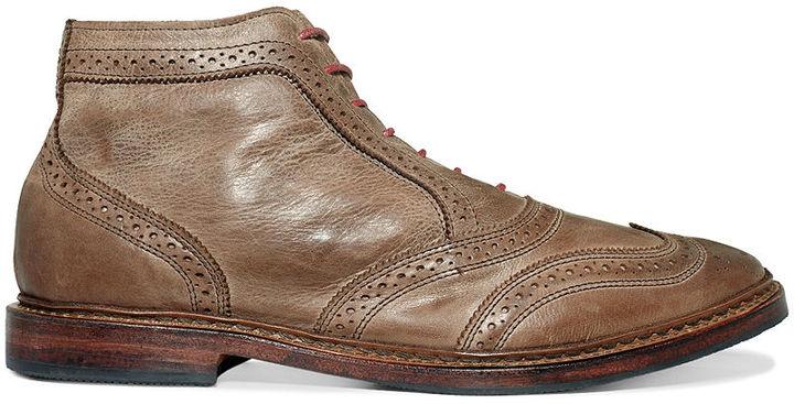 Allen Edmonds Cronmok Wing-Tip Boots