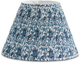 Bunny Williams Home Southern Blues Lampshade, Blue/White