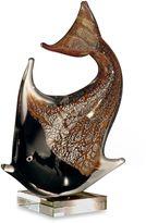 Dale Tiffany Angel Fish Art Glass Figurine