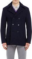Aquascutum London MEN'S HENWARD TOGGLE COAT