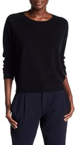 Vince Stretch Crew Cashmere Sweater