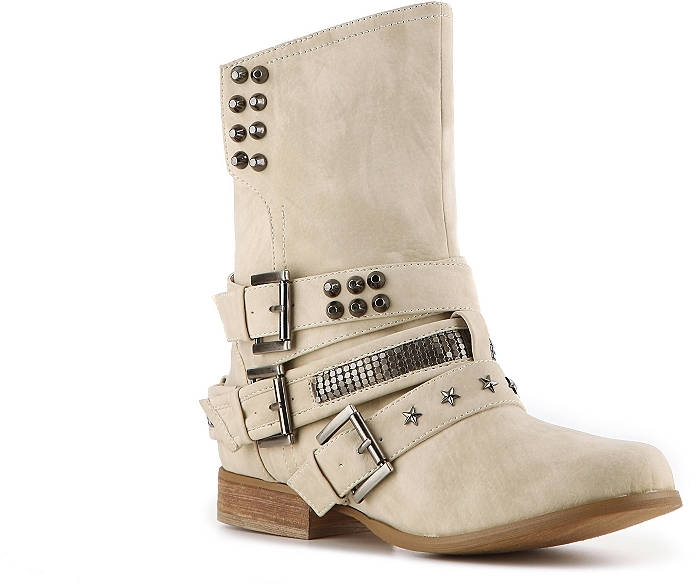 Not Rated Amplifying Bootie