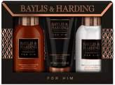 Baylis & Harding Black Pepper & Ginseng Trio