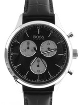 HUGO BOSS Companion Watch Black