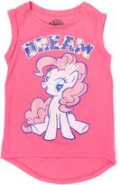 Freeze Hot Pink Pinkie Pie 'Dream' Muscle Tee - Girls