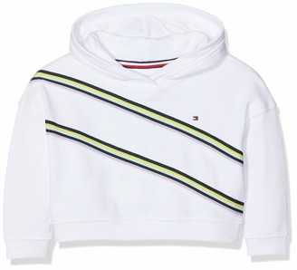 Tommy Hilfiger Baby Girls' Knitted Tape Hoodie