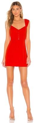superdown Carmen Mini Dress