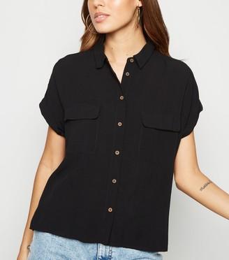 New Look Pocket Front Short Sleeve Shirt