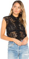 No.21 No. 21 Lace Top