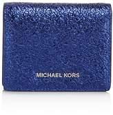 MICHAEL Michael Kors Flap Leather Card Case - 100% Exclusive