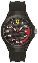 Ferrari Lap Time Analog Watch