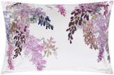 Sanderson Wisteria Falls Lilac Oxford Pillowcase