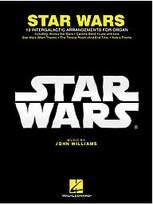 Star Wars 13 Intergalactic Arrangements for Organ (Paperback)