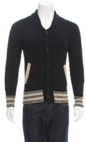 Todd Snyder Wool Shawl Collar Cardigan