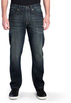 Rock & Republic Men's Midnight Stretch Straight-Leg Jeans