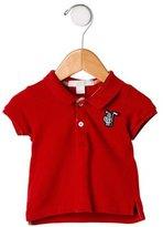 Burberry Boys' Knit Polo Shirt