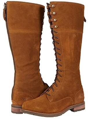 Ariat Ketley Waterproof (Chestnut) Women's Boots