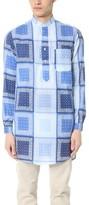 Gitman Brothers Homage to Paisley Long Shirt